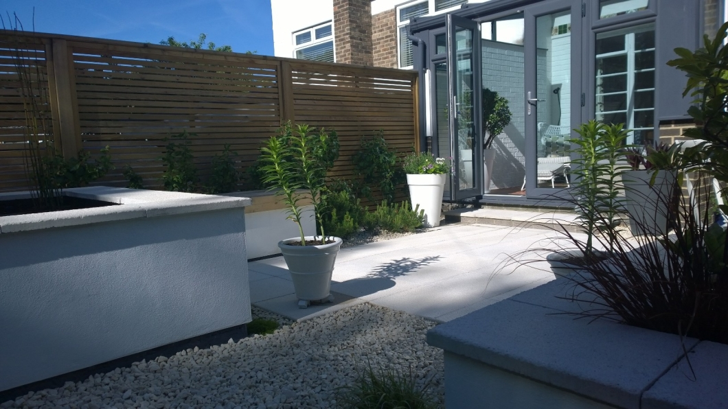 Headingley, Leeds Garden Design 02