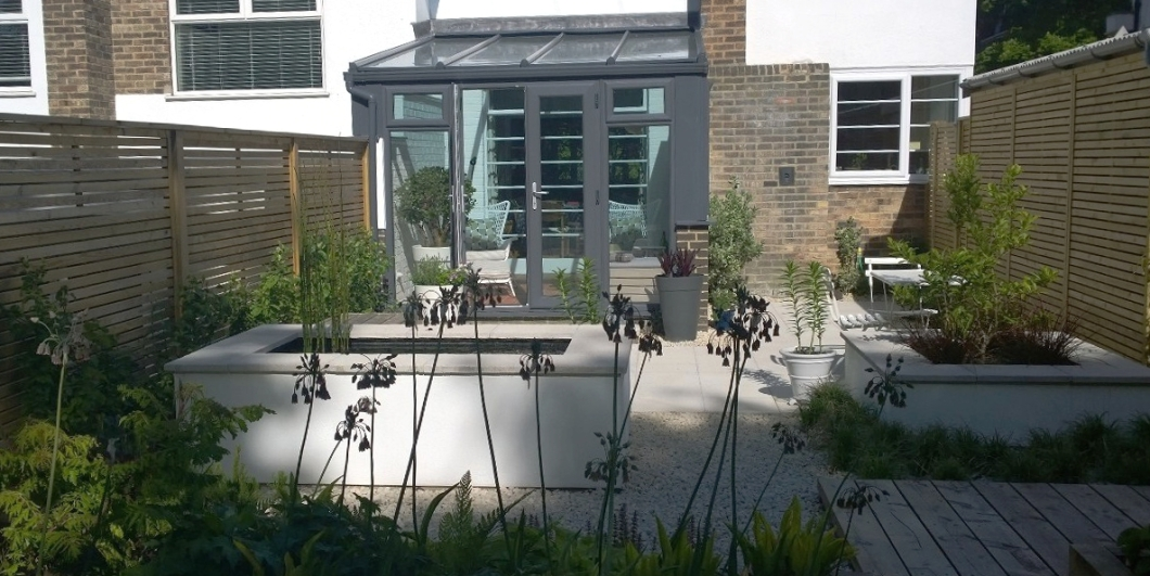 Headingley, Leeds Garden Design 03