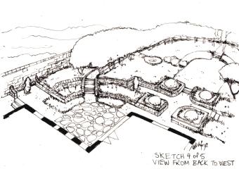 Sketch 4 Harrogate 1 May